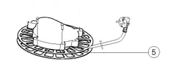 ENROULEUR CORDON RC400A