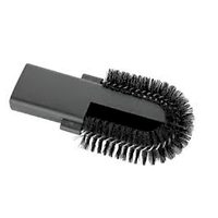 HEATER BRUSH BLACK