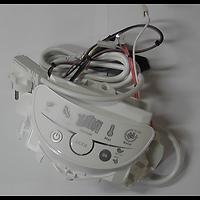 BOITIER/AVANT+CARTE ELECTRONIQUE