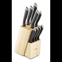 coffret 10 pinces bloc x 9 couteaux inox