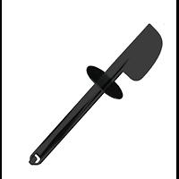 Spatule/noir