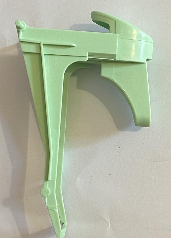Bouton/vert