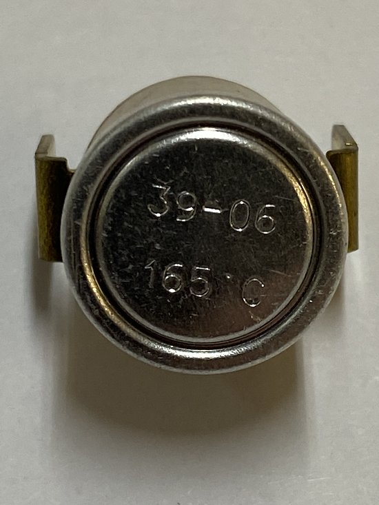 Thermostat  165° C