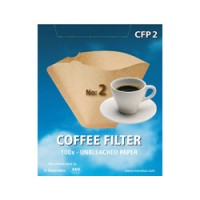 COFFEE FILTER (1X2) 100 PCS.