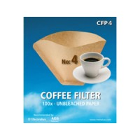 COFFEE FILTER (1X4) 100 PCS.