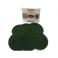 Jeu de 6 Abralux vert pour B95 SL