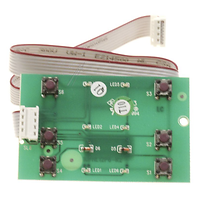 PCB COMANDI 230V               EC850 (T)