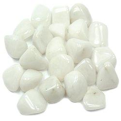 Pierre polie en Quartz Blanc