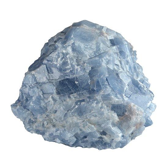 Calcite Bleu brute