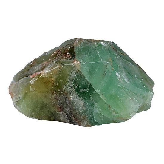Calcite verte brute