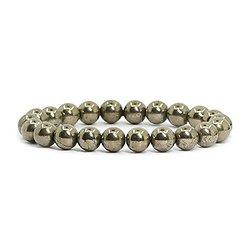 Bracelet Pyrite élastique