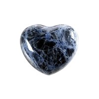 Coeur en sodalite