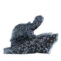 Sculpture tortue en Obsidienne Neige