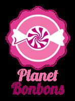 Planet Bonbons, boutique en ligne de confiseries et gâteaux de bonbons.