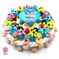 Gâteau de bonbons Sonic 320mm