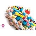 Gâteau de bonbons Sweety 320mm