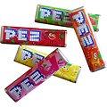 Bonbon PEZ fruits - 8 recharges