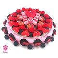 Gâteau de bonbons Passion 320mm