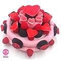 Gâteau de bonbons Passion 220mm