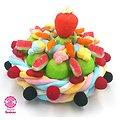 Gâteau de bonbons Jardin Sucré 220mm