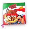 Pizza boite 3 portions - Lot de 3