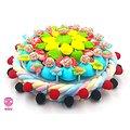 Gâteau de bonbons Pétale Fleurie 320mm