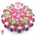 Gâteau de bonbons Papa Noël 320mm
