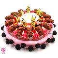 Gâteau de bonbons Bonne Année 320mm