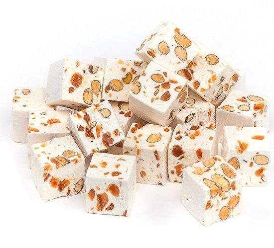 Cube Nougat caramel beurre salé 200g