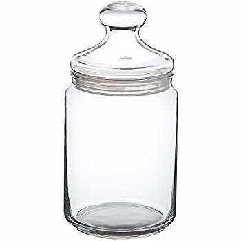 Bonbonnière couvercle verre