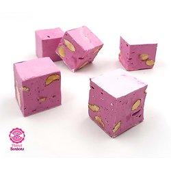 Cube Nougat Cassis 200g