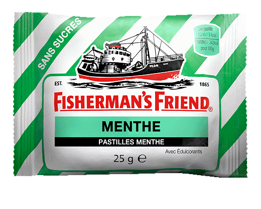 Fisherman's Friend menthe sans sucre 25g