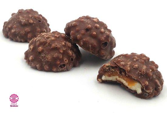 Crick hérisson chocolat