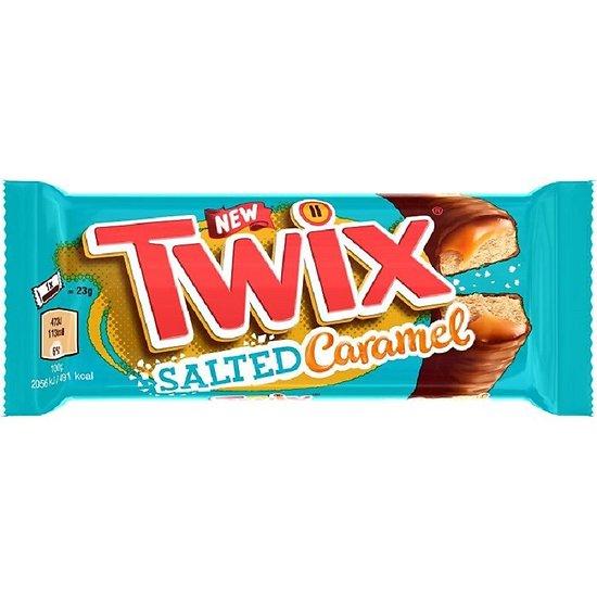 Twix caramel salé 46g
