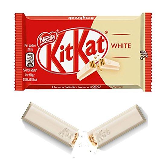 Kit Kat white 41,5g