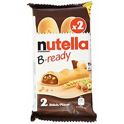Nutella B-Ready*2
