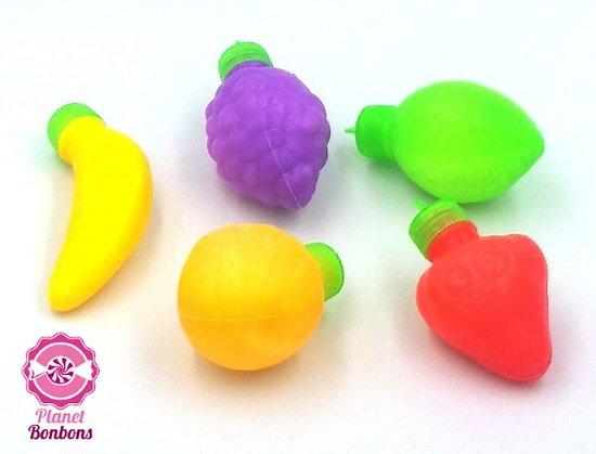 Fruits plastique poudre