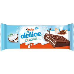 Kinder délice coconut