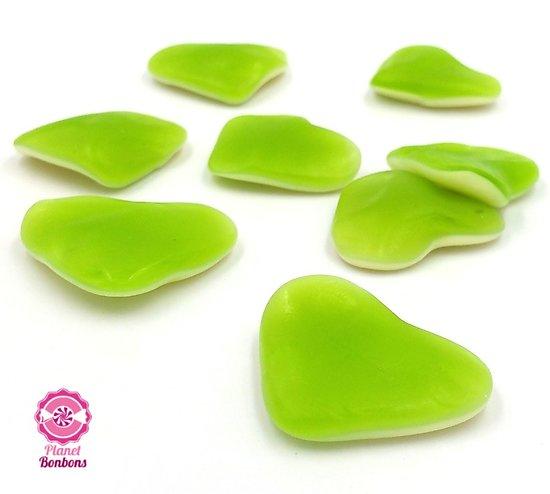 Coeur Biface vert