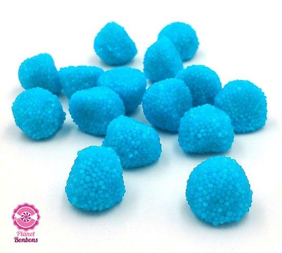 Mûre perlée bleue