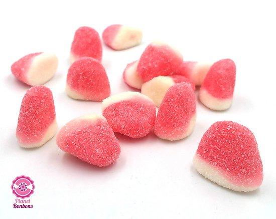 Bisou fraise