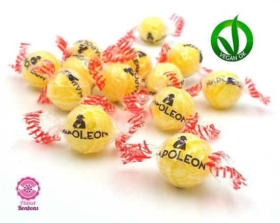 Bonbon Napoléon  Citron