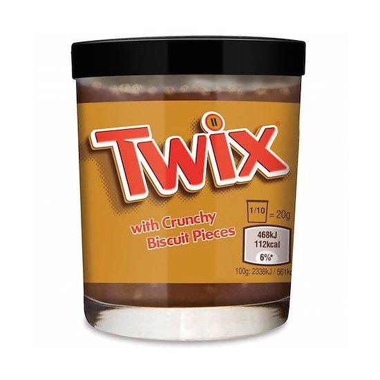 DLC 06/11/18: Pâte à tartiner Twix