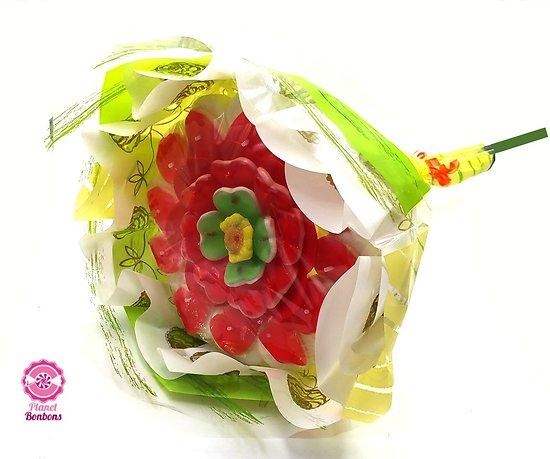 Bouquet bonbons Coeur Gourmand 270g