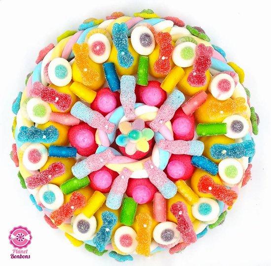 Maxi gâteau de bonbons Pik 320mm