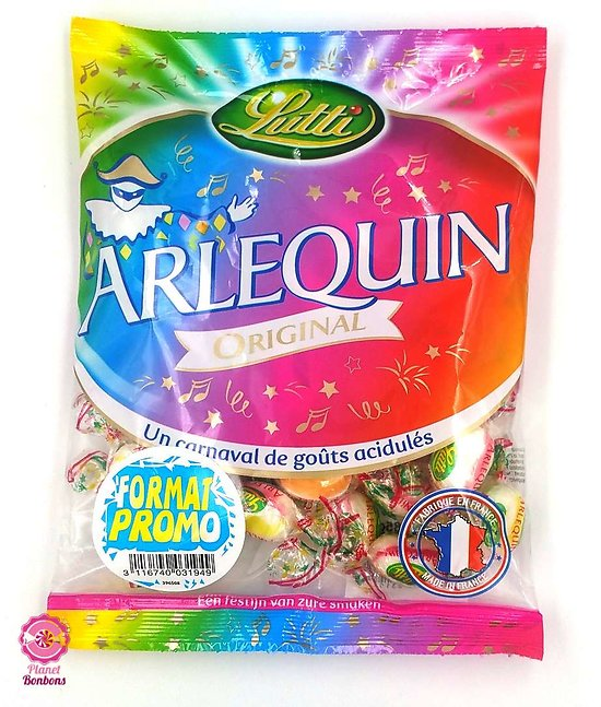 Arlequin 250g