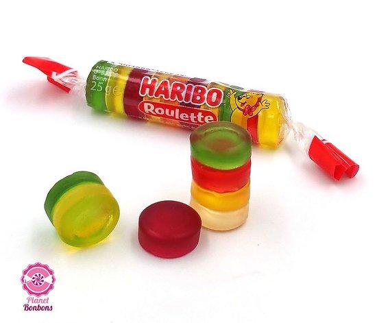 dlc fin 07/21 Roulette fruits Haribo