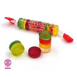 Roulette fruits Haribo