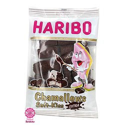 Chamallows soft-Kiss Haribo 175g