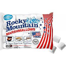 Rocky Mountain Marshmallows 300g